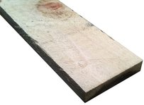 C24 Sawn Treated Timber Joist 45x120mm 3.6M 5x2 Inch Pack of 5