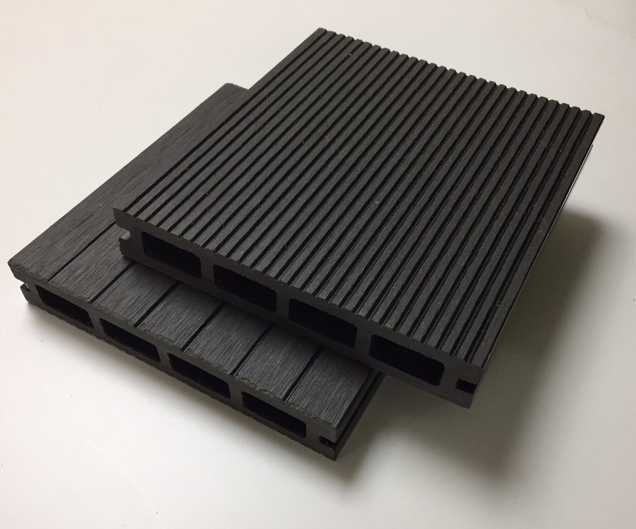 Charcoal Composite Decking 3 6m 146x25mm