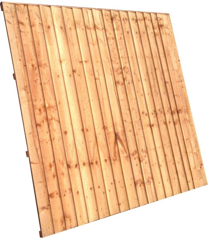 6x6 Feather Edge Panel Diyclick2buy Com