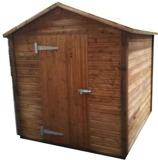 8x5 heavy duty shed for Garden shed 8x5