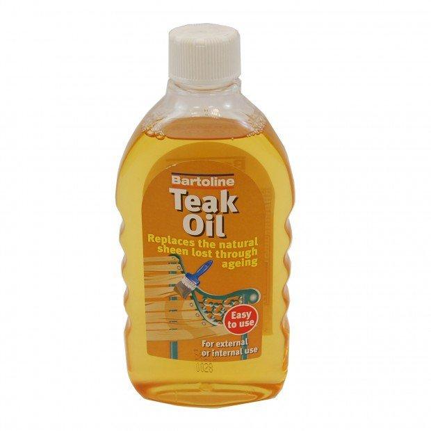 Teak Oil 500ml Bartoline Diyclick2buy Com
