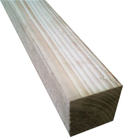 3x3 75x75mm Tanalised Sawn Post 3 0m Diyclick2buy Com